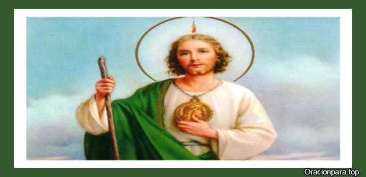Oracion a San judas Tadeo