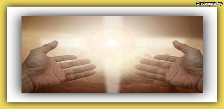 Oracion corta para curar