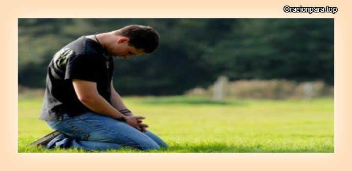Oracion para confesarse en casa