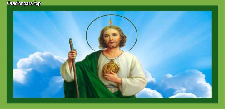 Oracion para el dinero San JudasTadeo