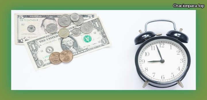 Oracion para obtener dinero rapido