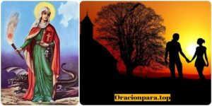 Oraciones de santa marta la dominadora