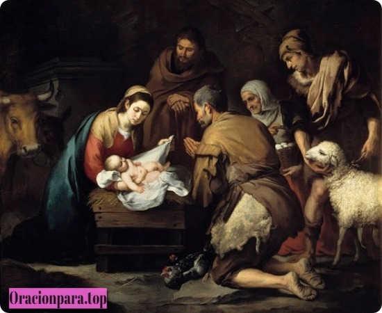tercer misterio gozoso el nacimiento