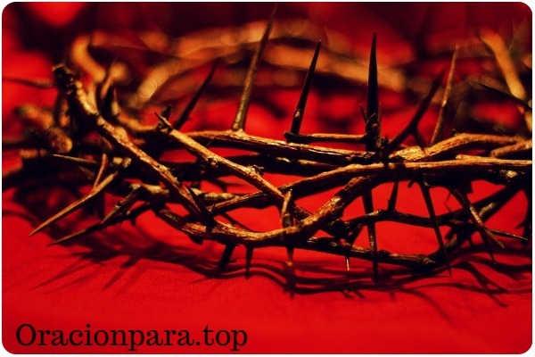 novena sangre cristo dia 6
