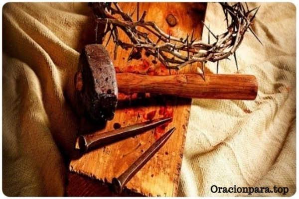 novena sangre cristo día 8