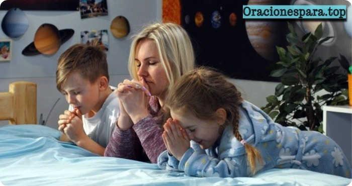 oracion buenas noches