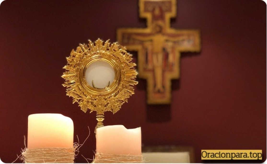 oracion comunion espiritual alma cristo