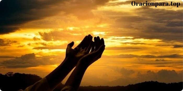 oracion encomendarse a dios