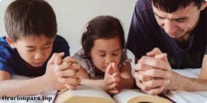 oracion para antes de dormir