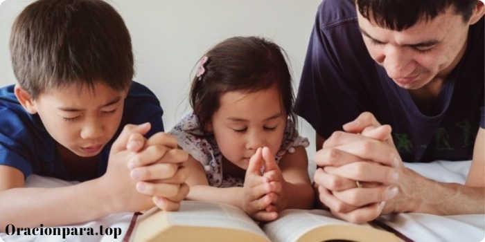 oración para niños antes de dormir