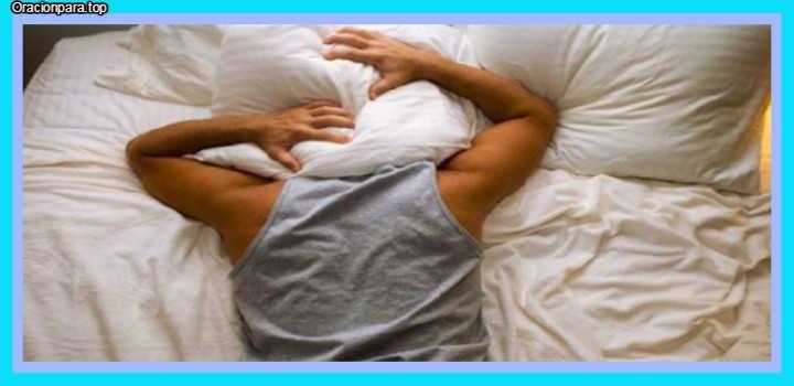 oracion para dormir en paz