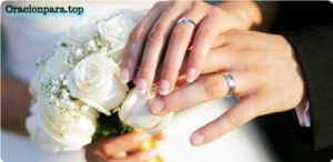 oracion para el matrimonio
