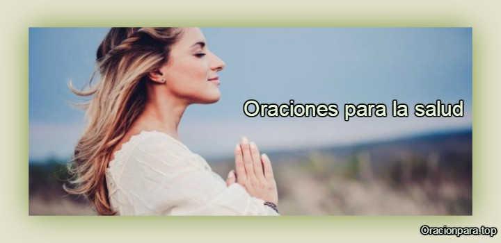 oracion para la salud