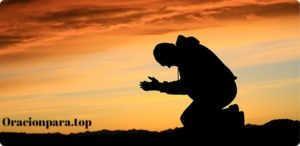 oracion para pedir perdon