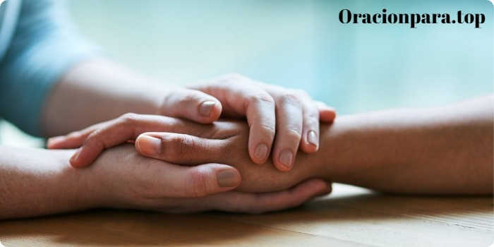 oracion perdonar reconciliarse