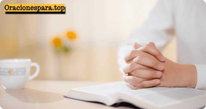 oracion proteccion bendicion cada dia