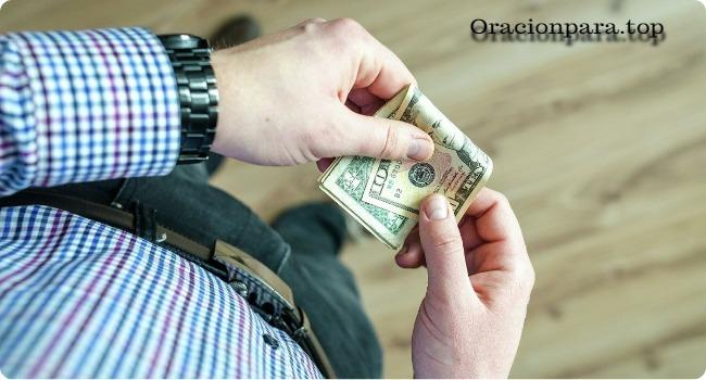 oracion san cipriano dinero