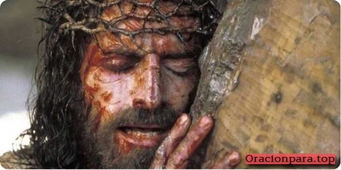 oracion sangre cristo proteccion mal