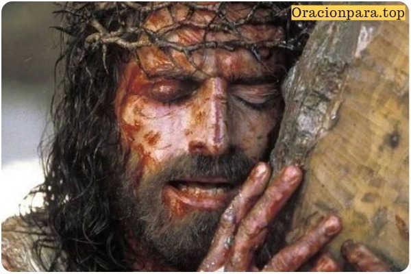 oracion sangre cristo