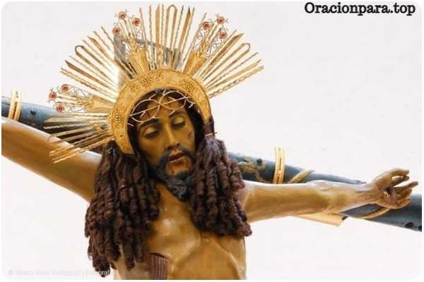 oración al señor jesus