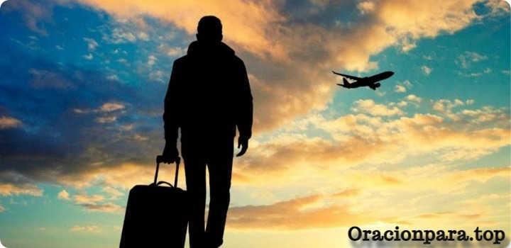 oracion viajar bendicion dios