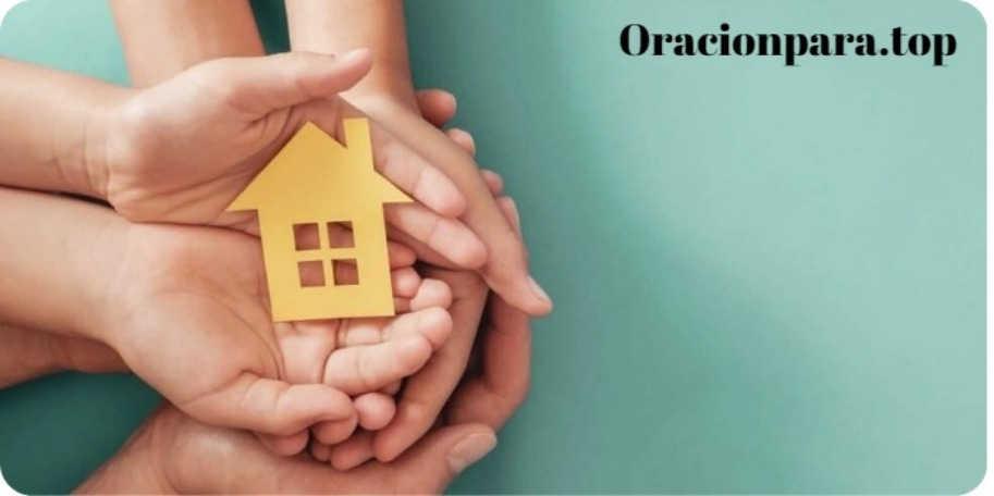 oraciones bendecir casas