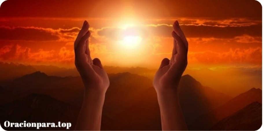 oraciones bendicion dia