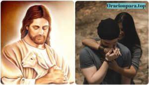 oraciones del corderito manso
