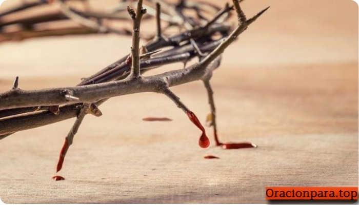oraciones sangre cristo por los hijos