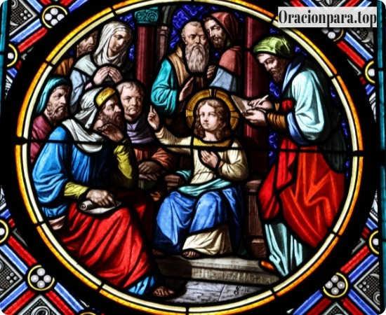 quinto misterio gozoso el niño jesus perdido